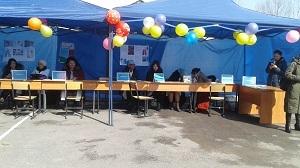 В ГП №25 прошёл День открытых дверей под лозунгом «Остановим туберкулез!»