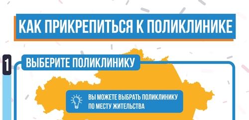 С 15 сентября по 15 ноября 2018 года в Городской поликлинике №25 проводится кампания прикрепления населения