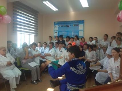 Торжественное мероприятие, посвященное Дню Независимости Республики Казахстан